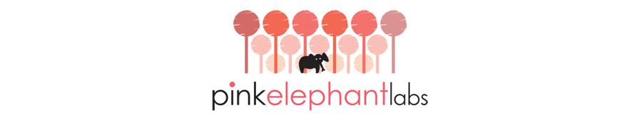 Pink Elephant Labs logo